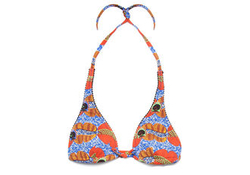 *NEW SEASON* African Queen bikini top - Huit