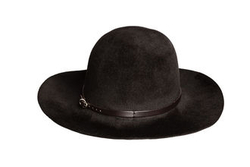 *NEW SEASON* Wide brim rabbit hat - Inverni