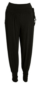 *NEW SEASON* Long harem pant  - Hush