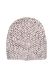 *NEW SEASON* Moss stitch hat - Hush