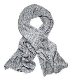 *NEW SEASON* crochet scarf - Hush