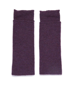 *NEW SEASON* Cashmere wrist-warmers - Hush