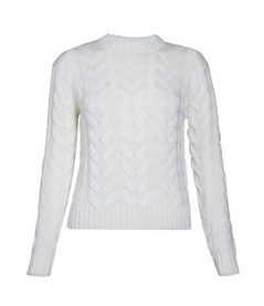 *NEW SEASON* Cable Knit Jumper - Petit Bateau