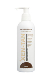Dark Lotion weekly self-tan - Xen-Tan