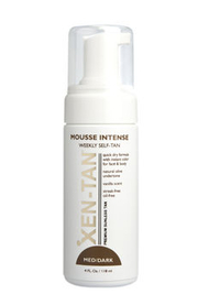 Mousse Intense weekly self-tan - Xen-Tan