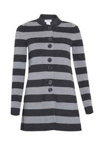 *NEW SEASON* Knitted Milano stripe jacket - Sonia by Sonia Rykiel