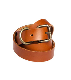 *NEW SEASON* Thin leather belt - Local