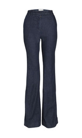 *NEW SEASON* The High Rise Neat Trouser - Current/Elliott