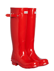 *NEW SEASON* Original Gloss Wellies - Hunter