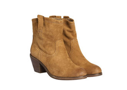 *NEW SEASON* Nina cuban ankle boot - ASH