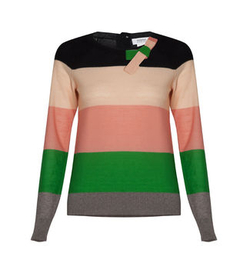 *NEW SEASON* Stripe Sweater with bow - Sonia by Sonia Rykiel