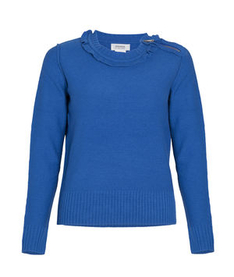 *NEW SEASON* Plain knit sweater with zips - Sonia by Sonia Rykiel